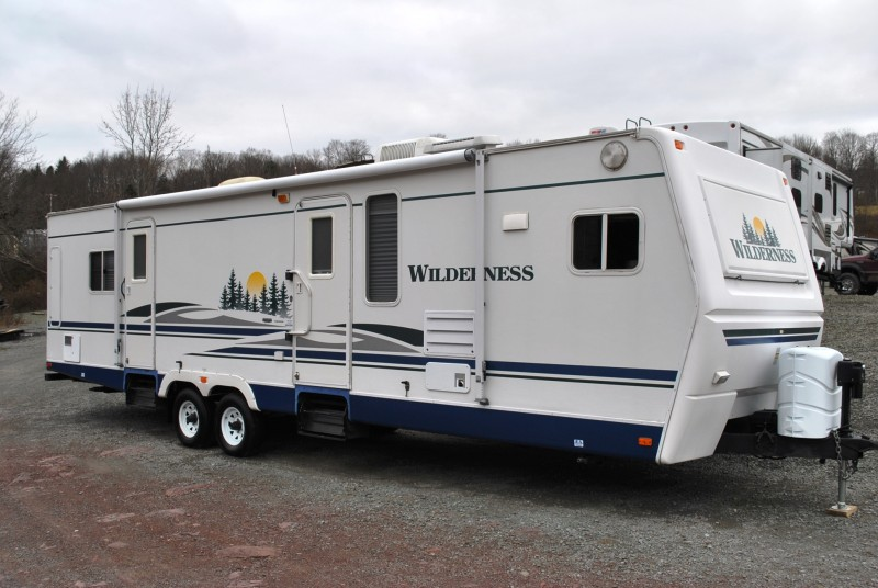 2007 Fleetwood Wilderness Extreme Edition 330fkds